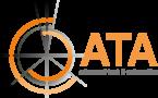 ATA Color Logo (Grey Font)