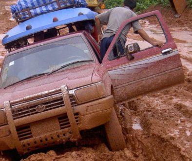 Car-in-Mud