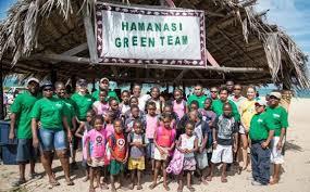 Hamansi green
