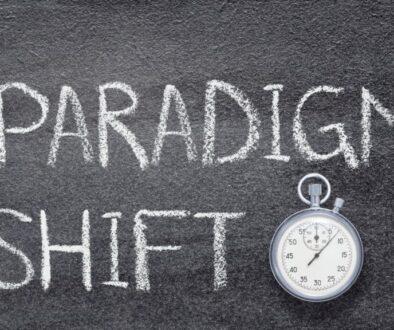 paradigm shift image